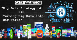 Solution of Procter & Gamble Big Data Strategy Case Study Turning Big Data into Big Value