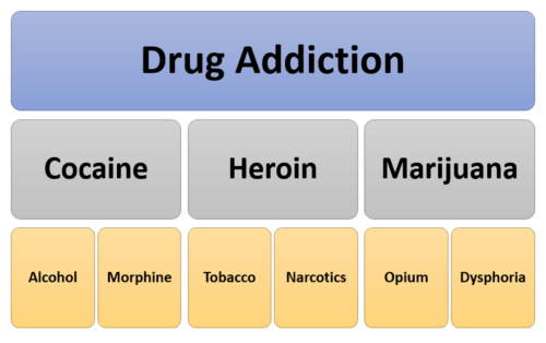 Effects of Drugs Among Youngsters