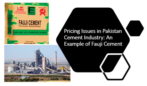 Fauji Cement Pricing Strategy - Manager Interview